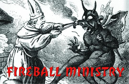 Fireball Ministry - Cassette Demo
