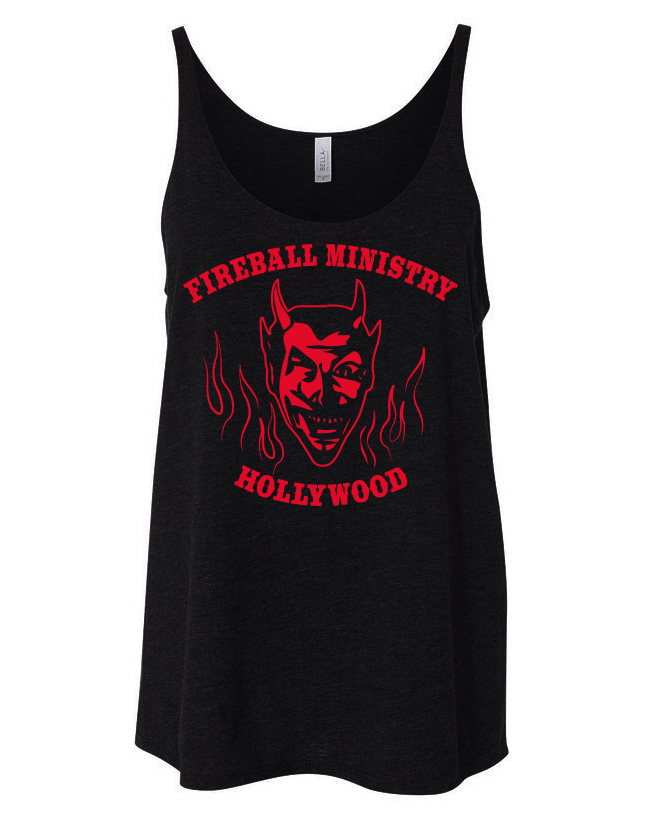 Fireball MInistry Tank Top