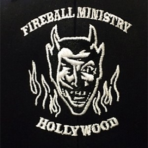 Fireball Ministry Embroidered Hat
