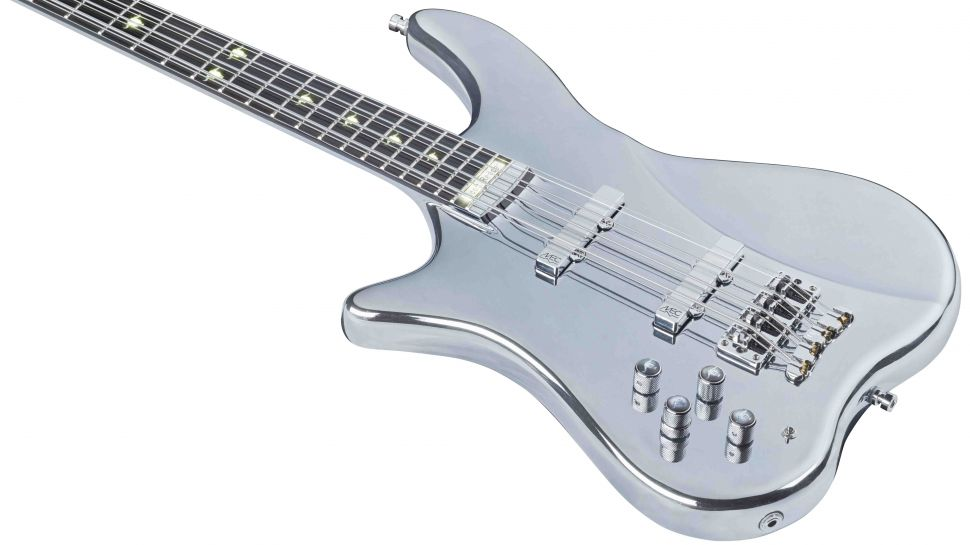 Scott Reeder's Warwick custom bass