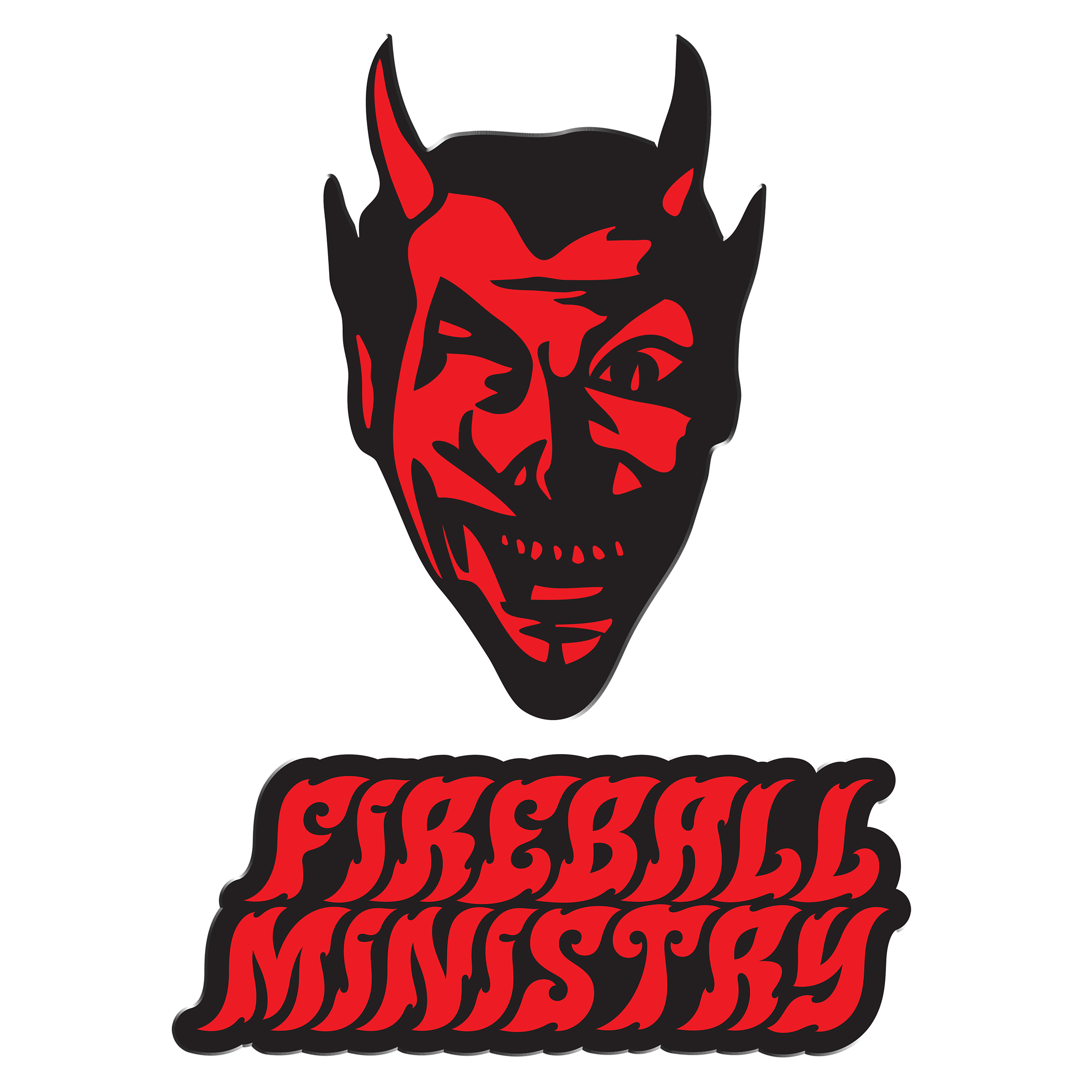 Fireball Ministry Enamel Pin Set